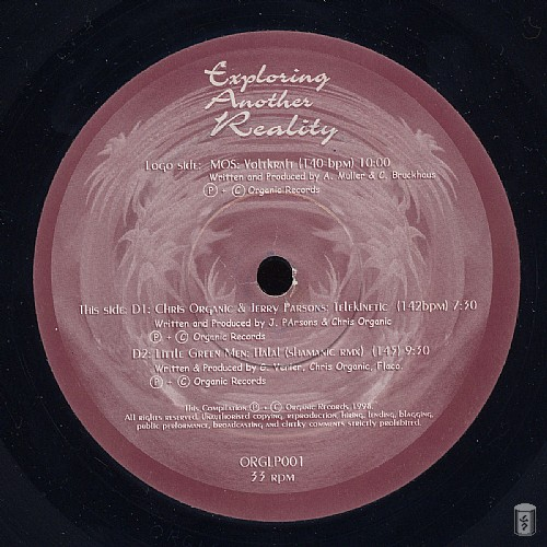 Various Artists - Exploring Another Reality: Side C
