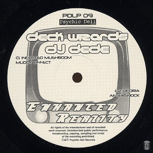 Various Artists - Deck Wizards 6 - DJ Dede - Enhanted Reality: Side A