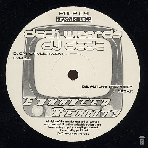 Various Artists - Deck Wizards 6 - DJ Dede - Enhanted Reality: Side B