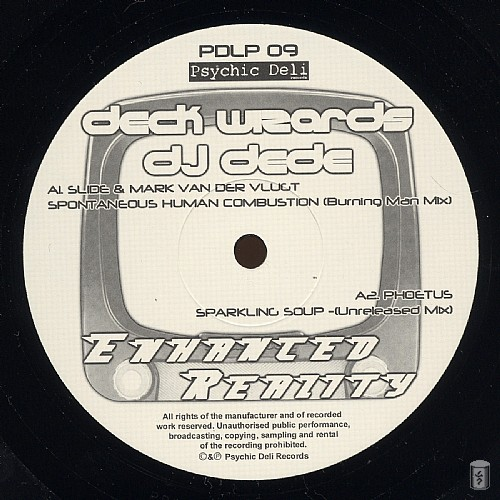 Various Artists - Deck Wizards 6 - DJ Dede - Enhanted Reality: Side C