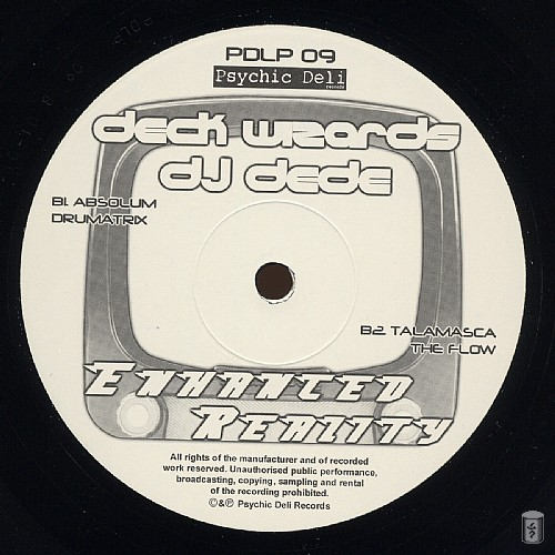 Various Artists - Deck Wizards 6 - DJ Dede - Enhanted Reality: Side D