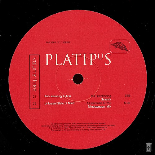 Various Artists - Platipus Records 3: Side C