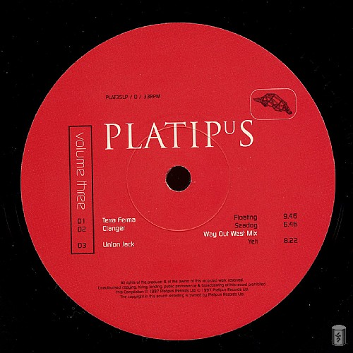 Various Artists - Platipus Records 3: Side D