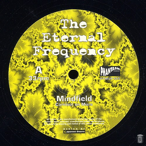 Various Artists - The Eternal Frequency: Side A