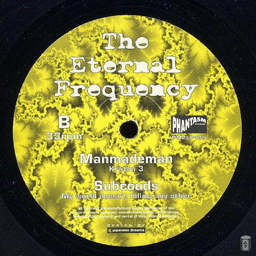 Various Artists - The Eternal Frequency: Side B