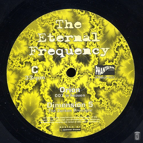 Various Artists - The Eternal Frequency: Side C