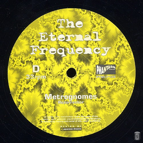 Various Artists - The Eternal Frequency: Side D