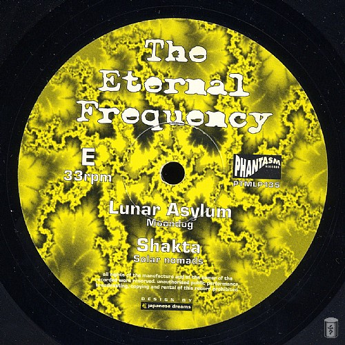 Various Artists - The Eternal Frequency: Side E