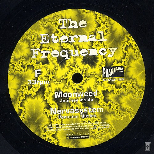 Various Artists - The Eternal Frequency: Side F