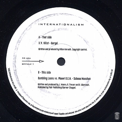 Various Artists - Internationalism: Side A