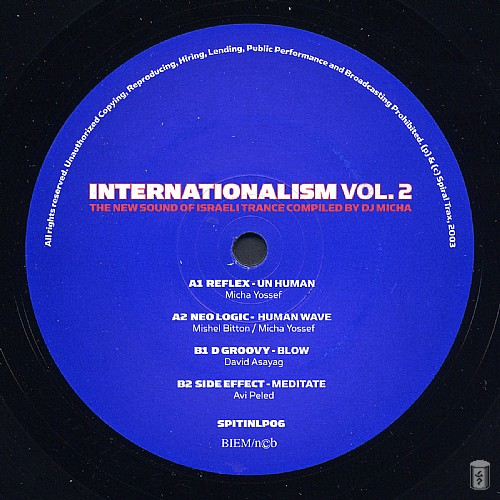Various Artists - Internationalism 2: Side A