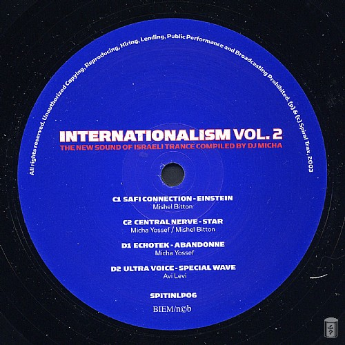 Various Artists - Internationalism 2: Side C
