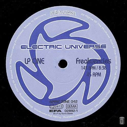 Electric Universe - Waves: Side B