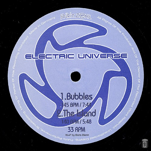 Electric Universe - Waves: Side C