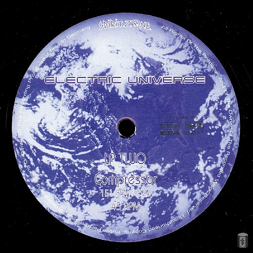 Electric Universe - Blue Planet: Side C