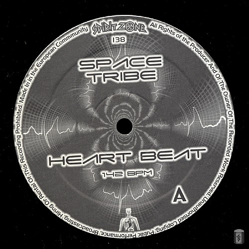 Space Tribe - Heart Beat: Side A