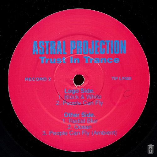 Astral Projection - Trust In Trance: Side C
