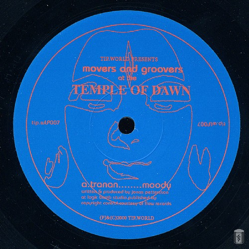 Various Artists - Movers & Groovers at the Temple of Dawn: Side A