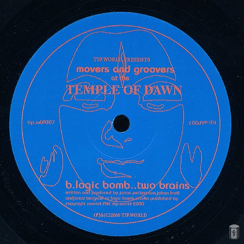 Various Artists - Movers & Groovers at the Temple of Dawn: Side B