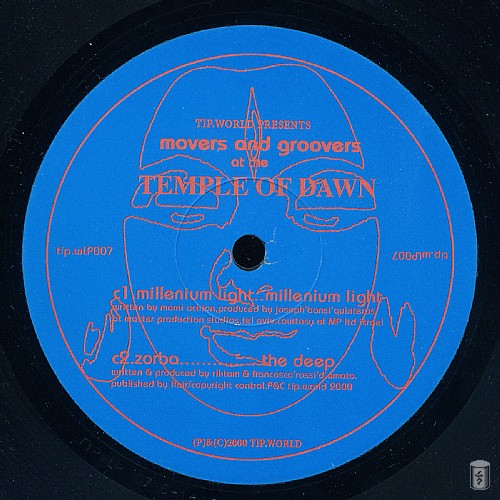 Various Artists - Movers & Groovers at the Temple of Dawn: Side C
