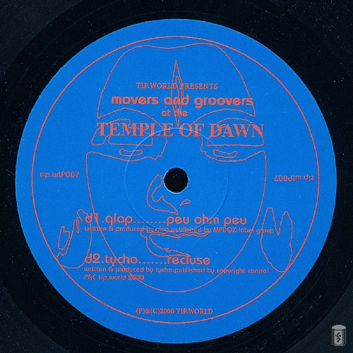 Various Artists - Movers & Groovers at the Temple of Dawn: Side D