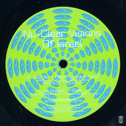 Various Artists - Nu-Clear Visions Of Israel: Side B