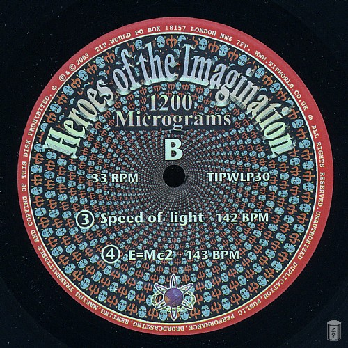 1200 Mics - Heroes Of The Imagination: Side B