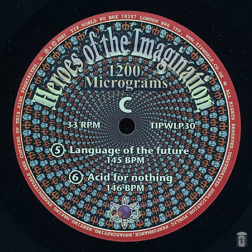 1200 Mics - Heroes Of The Imagination: Side C