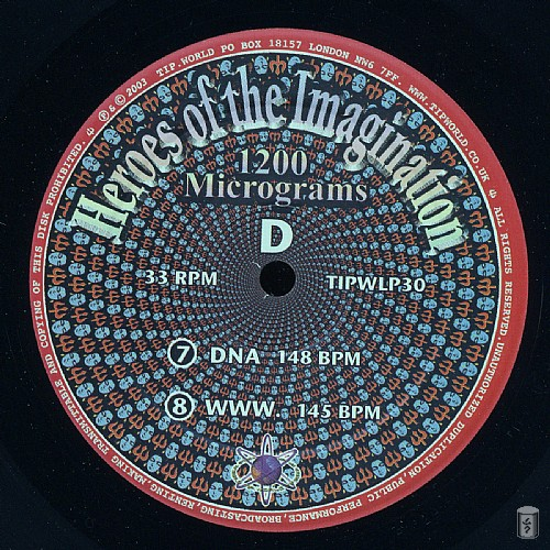1200 Mics - Heroes Of The Imagination: Side D
