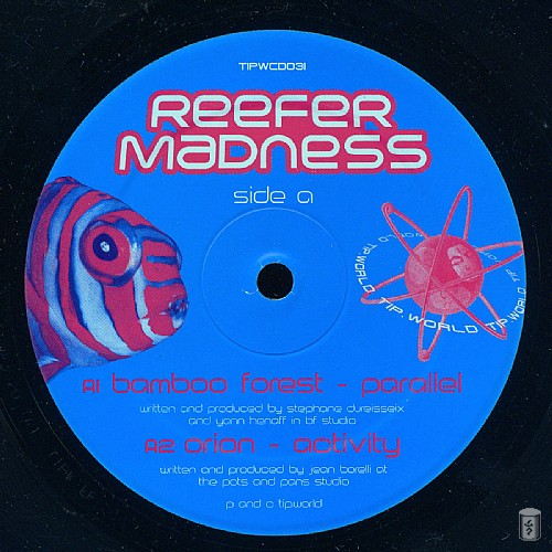 Various Artists - Reefer Madness: Side A
