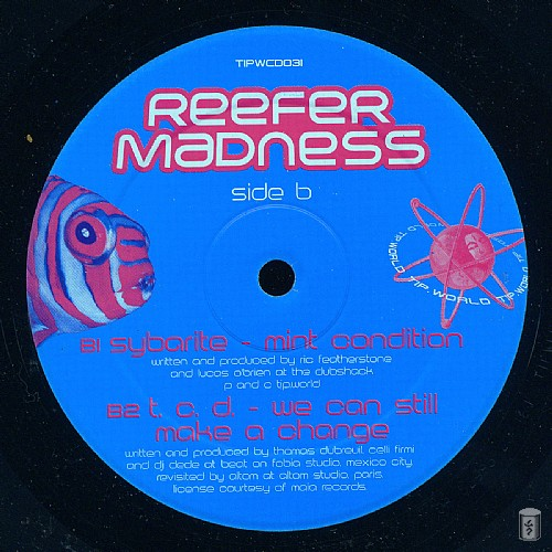 Various Artists - Reefer Madness: Side B