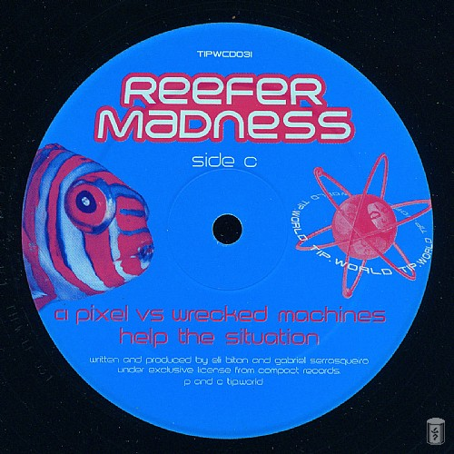 Various Artists - Reefer Madness: Side C
