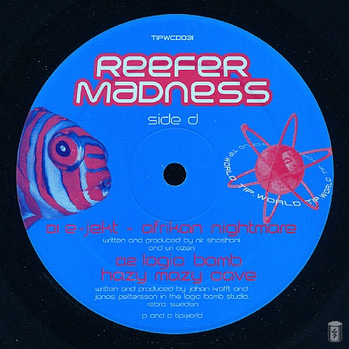 Various Artists - Reefer Madness: Side D