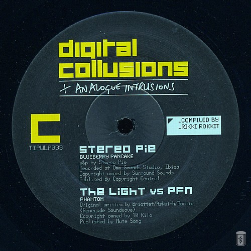 Various Artists - Digital Collusions + Analogue Intrusions: Side C
