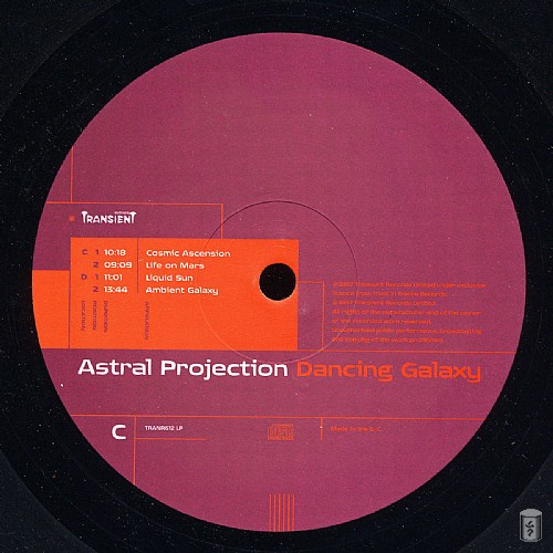 Astral Projection - Dancing Galaxy: Side C