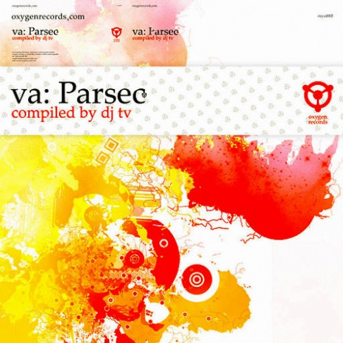 Various Artists - Parsec: Front