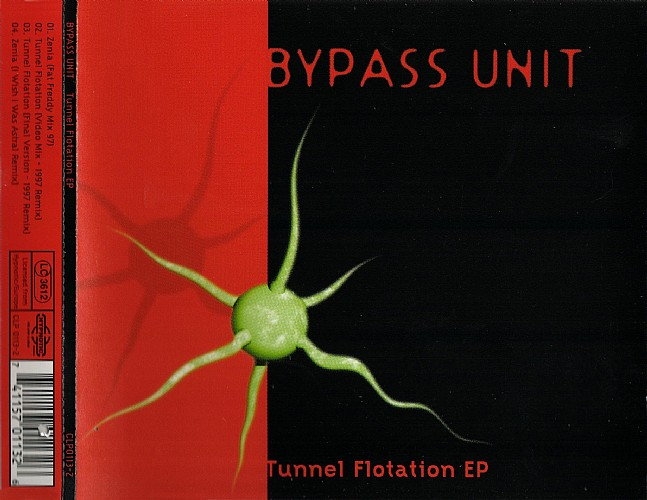 Bypass Unit - Tunnel Flotation EP: Back