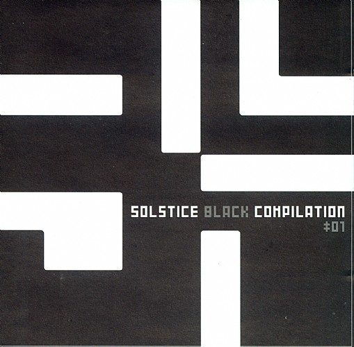 Various Artists - Solstice Black Compilation #01: Front