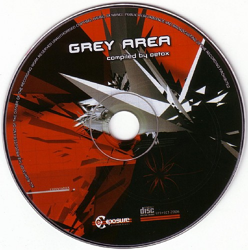 Various Artists - Grey Area: CD