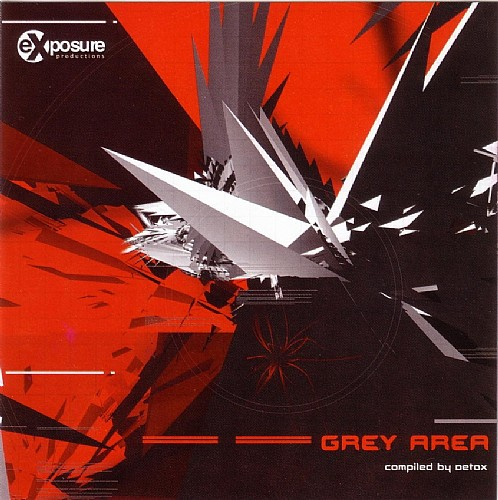 Various Artists - Grey Area: Front