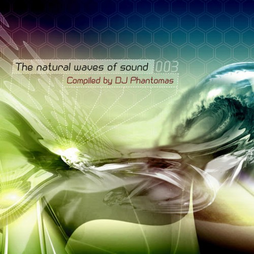 Various Artists - The Natural Waves of Sound 003: Front