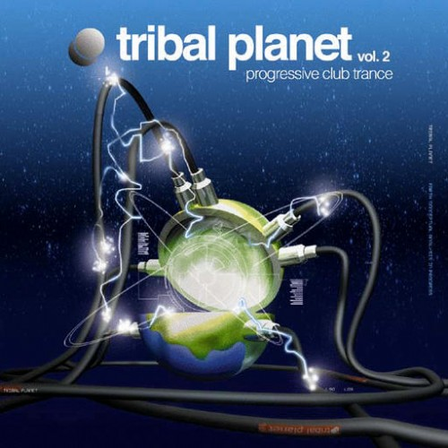 Various Artists - Tribal Planet 2: Front