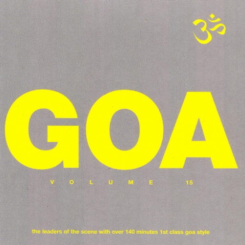 Various Artists - Goa 15: Front