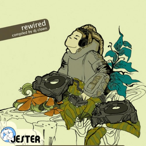 Various Artists - Rewired: Front