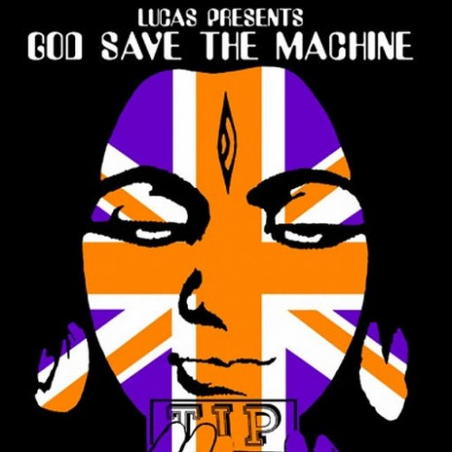 Various Artists - God Save The Machine: Front
