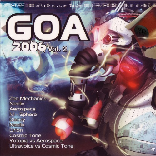 Various Artists - Goa 2006 vol 2: Front