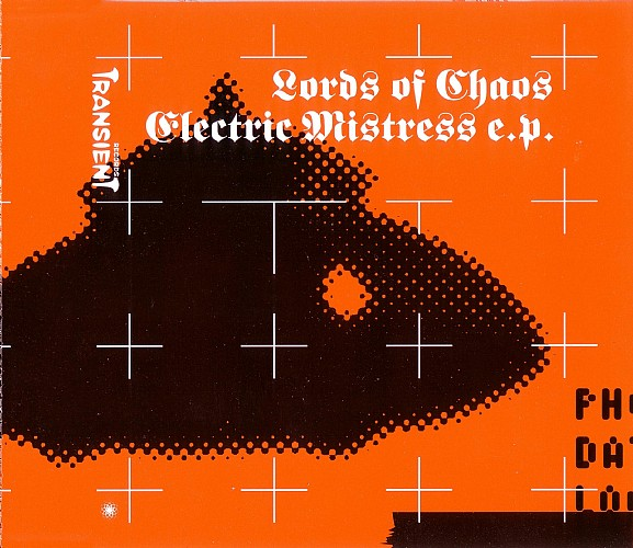 Lords Of Chaos - Electric Mistress EP: Front
