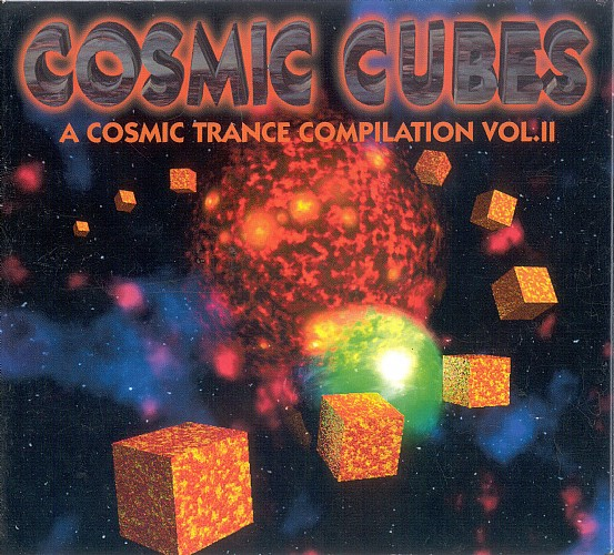 Various Artists - Cosmic Cubes 2: Front