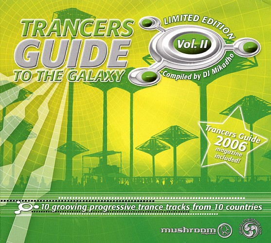 Various Artists - Trancers Guide To The Galaxy 2: Front