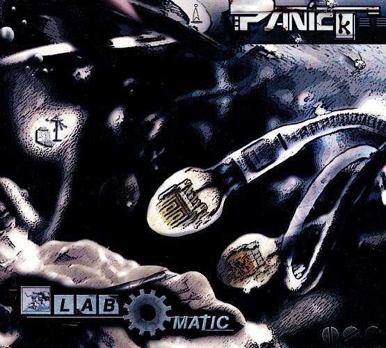 Panick - Lab-O-Matic: Front